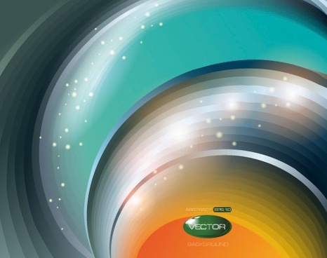 brilliant dynamic halo background 01 vector