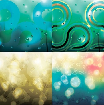brilliant fantasy background 04 vector