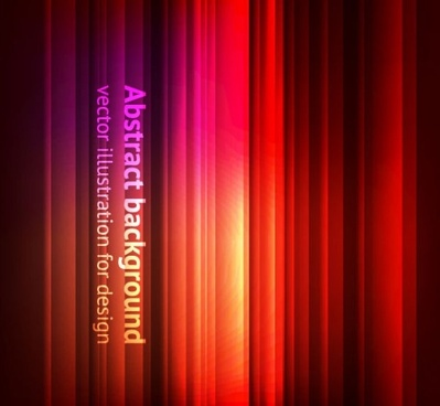 brilliant red curtain background vector