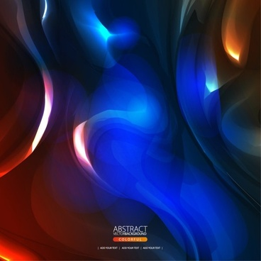 brilliant sense of science and technology background 04 vector