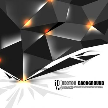 brilliant sense of technology background vector illustration