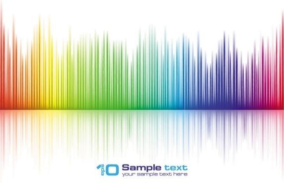 brilliant vibrant colors 02 vector