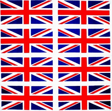 britain flag background