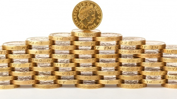 british 1 pound coins