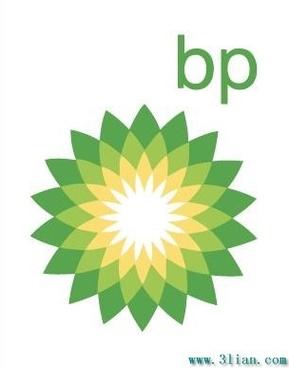 british petroleum bp vector