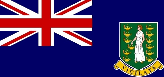 British Virgin Islands clip art