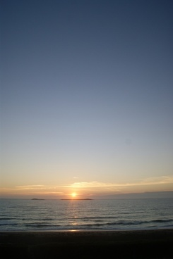 brittany horizon sea