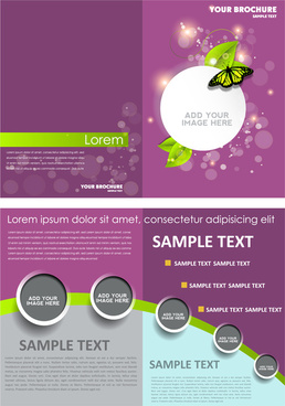 Brochure Free Vector Download 2450 For Commercial Use
