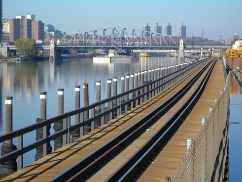 bronx new york city railroad
