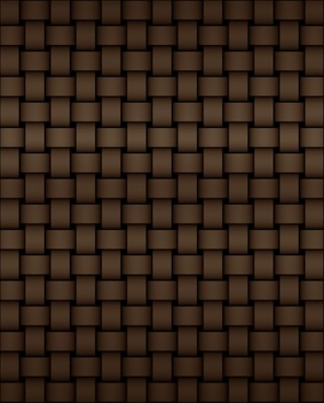 brown basketweave background