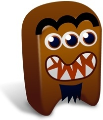 Brown creature