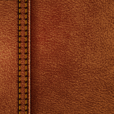 brown leather background vectors