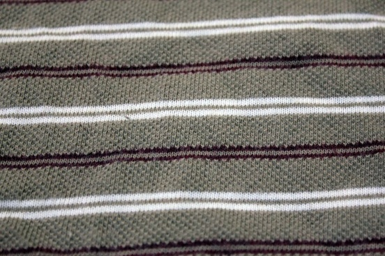 brown with stripes
