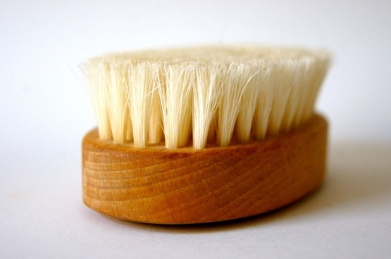 brush bad clean