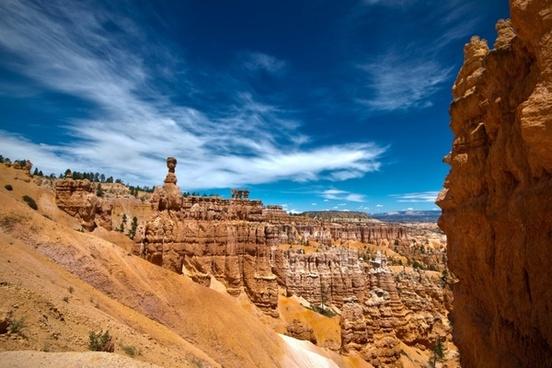bryce canyon usa nature