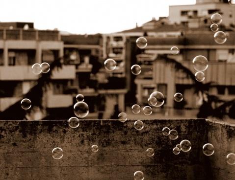 bubbles soap child