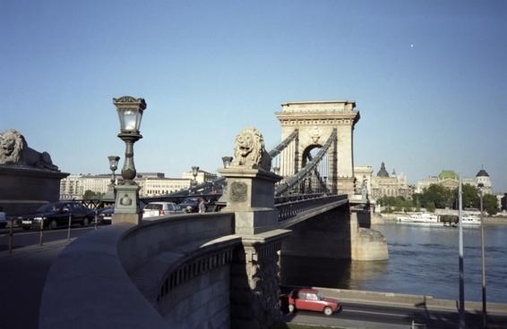 budapest bridge curve