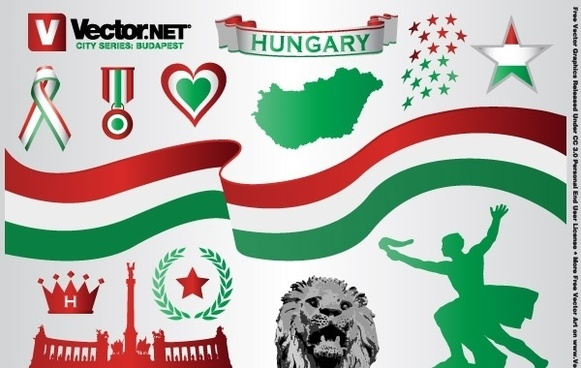 Budapest Vector Graphics