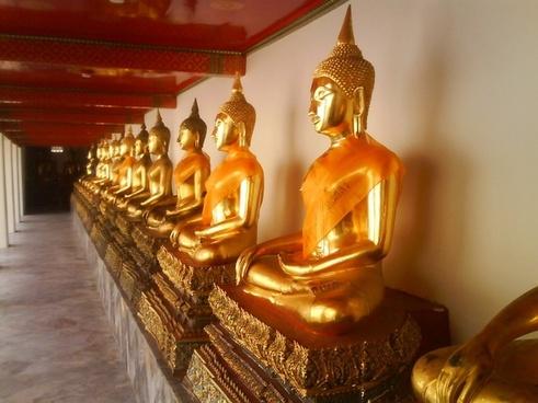 buddha thailand bangkok