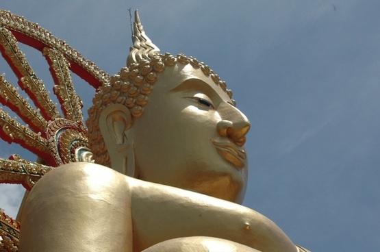 buddha wat po bangkok