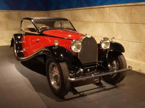 bugatti 1932 car automobile