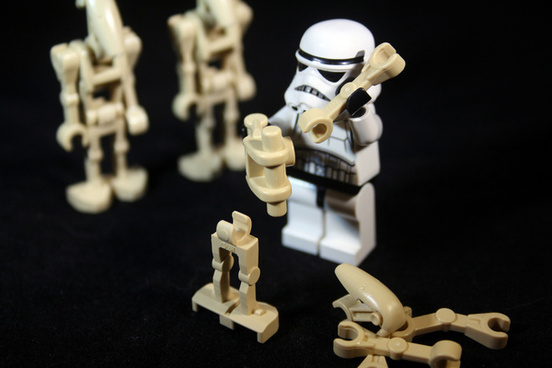 build a droid