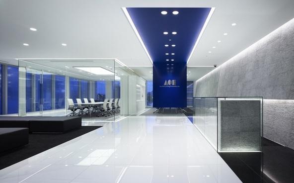 building interior inside