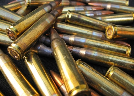 bullets shooting projectile