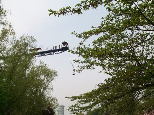 bungee jump 1