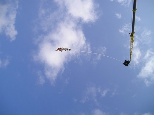 bungy bungee extreme sports