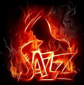 burning jazz image