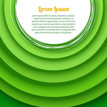business background green style design vector
