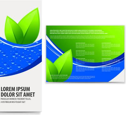 vector business brochure borders free vector download 19 612 free
