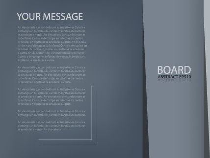 Business brochure templates free vector download 23047 free vector business brochure template background vector set cheaphphosting Choice Image