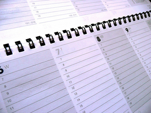 business calendar amp schedule