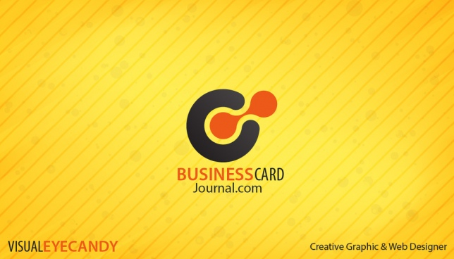 business card template design 01