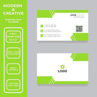 business card template design creative business card design template clean business card modern business card template design