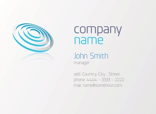 business cards templatespsd layered