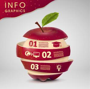 business infographic creative design00