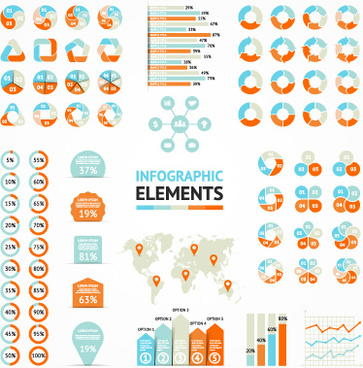 business infographic creative design16