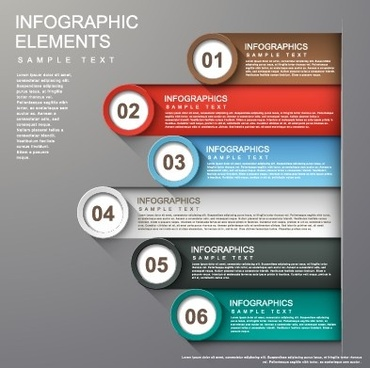 business infographic creative design18
