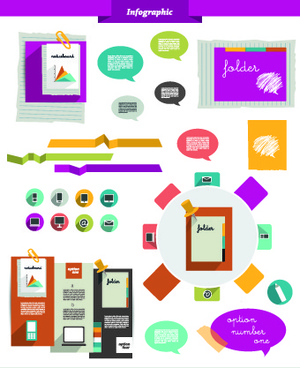 business infographic creative design1