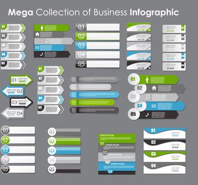 business infographic creative design23