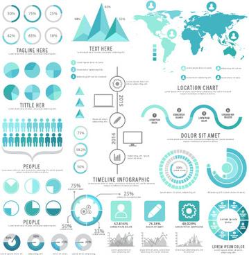 business infographic creative design27