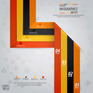 business infographic creative design30