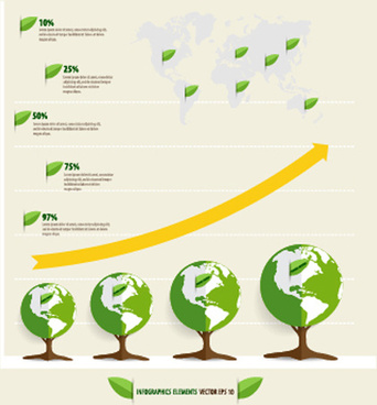business infographic creative design34