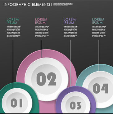 business infographic creative design36