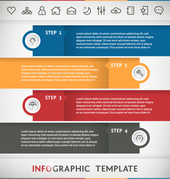 business infographic creative design39
