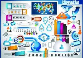 business infographic creative design3