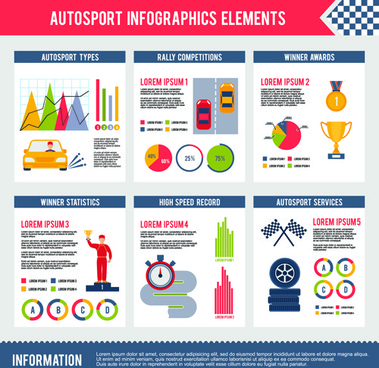 business infographic creative design45